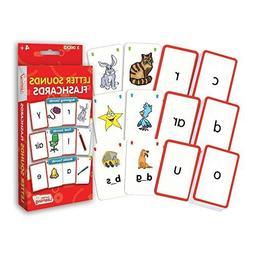 Junior Learning Letter Sound Flash Cards by Junior Learning
