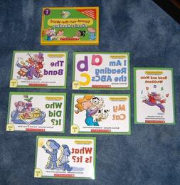 sound out theword phonics readers set