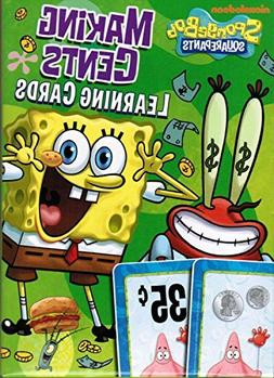 Spongebob Squarepants Flash Cards - Making Cents