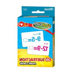 Bazic Subtraction Flash Cards