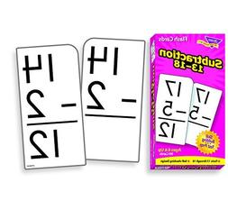 skill drill flash cards subtraction