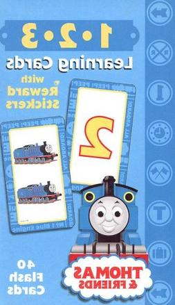 Thomas & Friends Learning Cards 123 With Reward Stickers - 4
