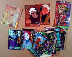 Trading Cards Lot~ Jonny Quest ~1996 ~Upper Deck ~Hadji's Cl