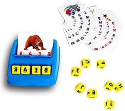 Verbaby Matching Letter Game, Word Recognition, Spelling, Me