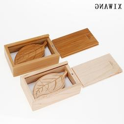 XIWANG <font><b>natural</b></font> wood bamboo leaves memory